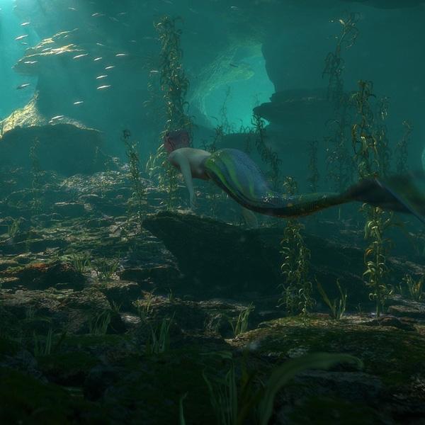 原创作品 | Underwater Whisper